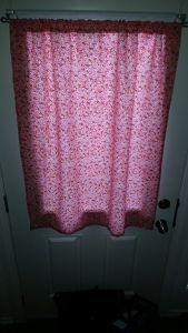 Curtain for the Door
